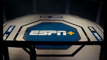 ESPN+ TV Spot, 'UFC Fight Night: Poirier vs. Hooker' canción de Pop Evil [Spanish] - Thumbnail 1