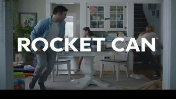 Rocket Mortgage TV Spot, 'Rocket Can: The Martins' - Thumbnail 9