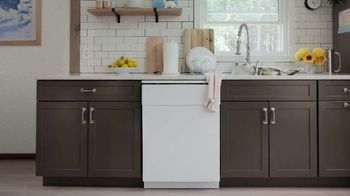 Lowe's TV Spot, 'Used to Wash Dishes: Maytag Dishwasher' - 687 commercial airings