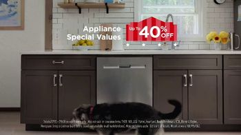 Lowe's TV Spot, 'Used to Wash Dishes: Maytag Dishwasher' - Thumbnail 5