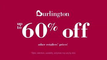 Burlington TV Spot, 'Treasure Hunt: Up to 60 Percent Off' - Thumbnail 4