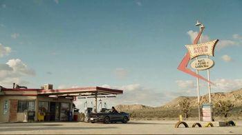 Credit One Bank Platinum Rewards Card TV Spot, 'God of Cash Back: Gas Station' - Thumbnail 1