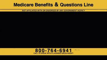 Medicare Benefits & Questions Line TV Spot, '2020 Medicare Advantage Plans: Questions Line Now Open' - Thumbnail 1