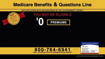 Medicare Benefits & Questions Line TV Spot, '2020 Medicare Advantage Plans: Questions Line Now Open' - Thumbnail 7