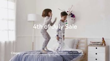 Casper 4th of July Sale TV Spot, 'The Coolest Mattress'