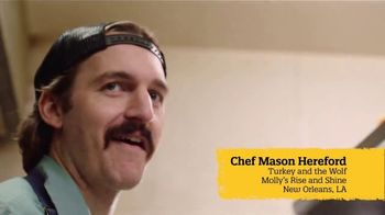 Duke's Mayonnaise TV Spot, 'Chefs: Bologna' Featuring Mason Hereford, Katie Coss - Thumbnail 2