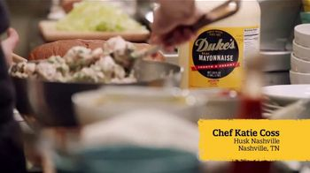 Duke's Mayonnaise TV Spot, 'Chefs: Bologna' Featuring Mason Hereford, Katie Coss - Thumbnail 4