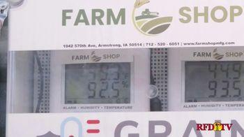 Farm Shop MFG, LLC Grain Temp Guard TV Spot, 'Protect Your Harvest' - Thumbnail 4