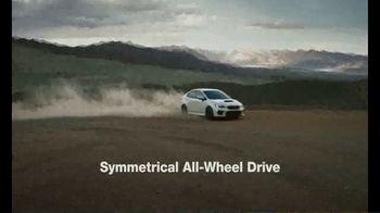 Subaru WRX TV Spot, 'Dust' [T1] - Thumbnail 6
