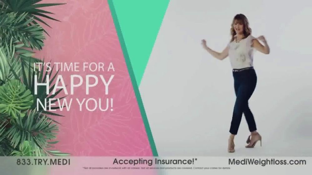 Medi-Weightloss TV Commercial, 'Slim Down for Summer: Debbie'