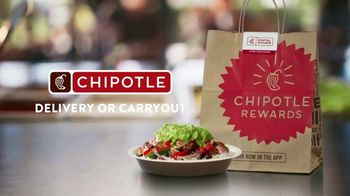 Chipotle Mexican Grill Digital Kitchen TV Spot, 'Appetizing' - Thumbnail 9