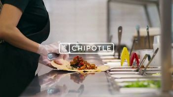 Chipotle Mexican Grill Digital Kitchen TV Spot, 'Appetizing' - Thumbnail 1