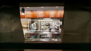 Chipotle Mexican Grill Digital Kitchen TV Spot, 'Appetizing' - Thumbnail 4