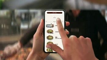 Chipotle Mexican Grill Digital Kitchen TV Spot, 'Appetizing' - Thumbnail 5