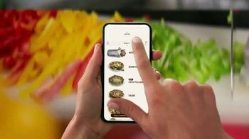 Chipotle Mexican Grill App TV Spot, 'Ready for You'