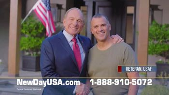 NewDay USA TV Spot, 'Arms Around Veterans' - 128 commercial airings