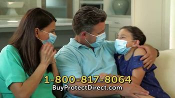 Protect Direct TV Spot, 'Face Masks'