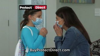 Protect Direct TV Spot, 'Face Masks' - Thumbnail 3