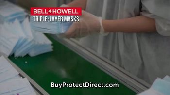 Protect Direct TV Spot, 'Face Masks' - Thumbnail 4