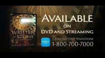 CBN Home Entertainment TV Spot, 'Written in Stone' - Thumbnail 9