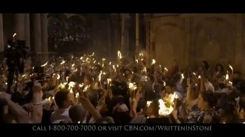 CBN Home Entertainment TV Spot, 'Written in Stone' - Thumbnail 4
