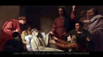 CBN Home Entertainment TV Spot, 'Written in Stone'