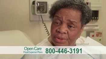 Open Care Insurance Services Final Expense Plan TV Spot, 'At Peace: Prescription Discount Card' - Thumbnail 1