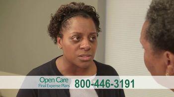 Open Care Insurance Services Final Expense Plan TV Spot, 'At Peace: Prescription Discount Card' - Thumbnail 3