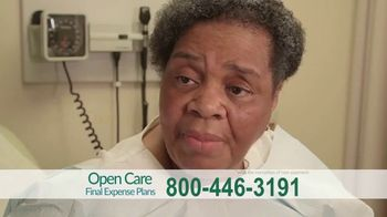 Open Care Insurance Services Final Expense Plan TV Spot, 'At Peace: Prescription Discount Card' - Thumbnail 4