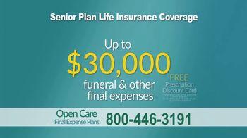 Open Care Insurance Services Final Expense Plan TV Spot, 'At Peace: Prescription Discount Card' - Thumbnail 5