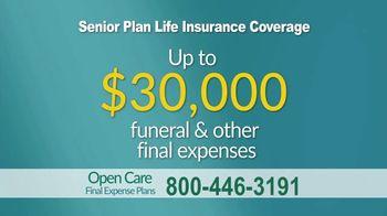 Open Care Insurance Services Final Expense Plan TV Spot, 'At Peace: Prescription Discount Card' - Thumbnail 6