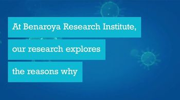 Benaroya Research Institute TV Spot, 'Reasons' Song by Bensound