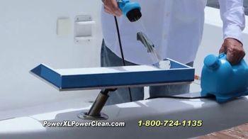 Power XL PowerClean TV Spot, 'Blast Clean: $29.99'