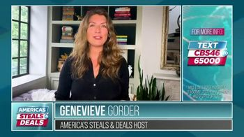 America's Steals & Deals TV Spot, 'Friend' Featuring Genevieve Gorder