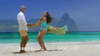Sandals Resorts in Saint Lucia TV Spot, \'Play Around\' Song by Bob Marley