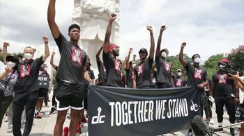 NBA TV Spot, 'Truth Is Black Lives Matter' Song by Jac Ross - Thumbnail 8