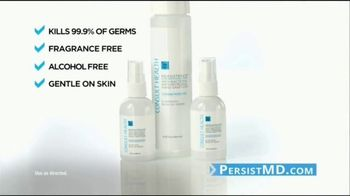 Consult Health Persistence Hand Sanitizer TV Spot, 'Prevention of Infection' - Thumbnail 5