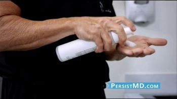 Consult Health Persistence Hand Sanitizer TV Spot, 'Prevention of Infection' - Thumbnail 7