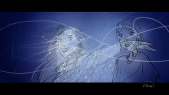 Disney+ TV Spot, 'Into the Unknown: Making Frozen II' Song by Idina Menzel - Thumbnail 8