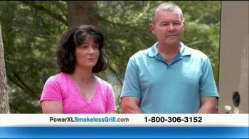 Power XL Smokeless Grill TV Spot, 'Finally Possible'