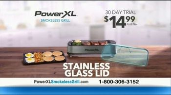 Power XL Smokeless Grill TV Spot, 'Finally Possible' - Thumbnail 8