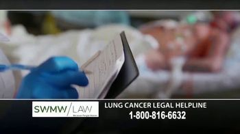 SWMW Law TV Spot, 'Talcum Powder: Mesothelioma' - Thumbnail 1