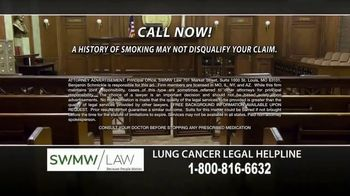 SWMW Law TV Spot, 'Talcum Powder: Mesothelioma' - Thumbnail 9