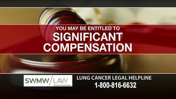 SWMW Law TV Spot, 'Talcum Powder: Mesothelioma' - Thumbnail 5