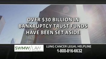 SWMW Law TV Spot, 'Talcum Powder: Mesothelioma' - Thumbnail 7