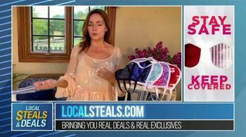 Local Steals & Deals TV Spot, 'Boy Meets Girl and Journee Well Masks' Featuring Lisa Robertson - Thumbnail 9