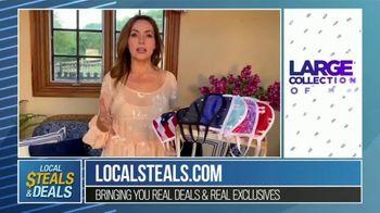 Local Steals & Deals TV Spot, 'Boy Meets Girl and Journee Well Masks' Featuring Lisa Robertson - Thumbnail 3
