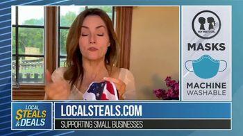 Local Steals & Deals TV Spot, 'Boy Meets Girl and Journee Well Masks' Featuring Lisa Robertson - Thumbnail 5