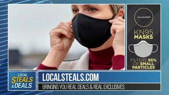 Local Steals & Deals TV Spot, 'Boy Meets Girl and Journee Well Masks' Featuring Lisa Robertson - Thumbnail 7