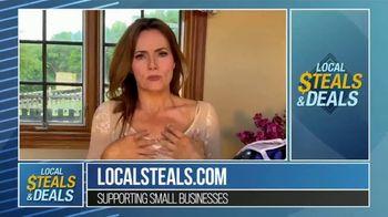 Local Steals & Deals TV Spot, 'Boy Meets Girl and Journee Well Masks' Featuring Lisa Robertson - Thumbnail 8